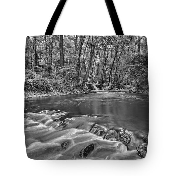 Black And White 36 Tote Bag