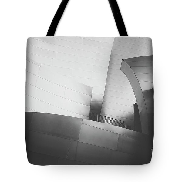 Tote Bag featuring the photograph Black And White Arcitechture by MGL Meiklejohn Graphics Licensing