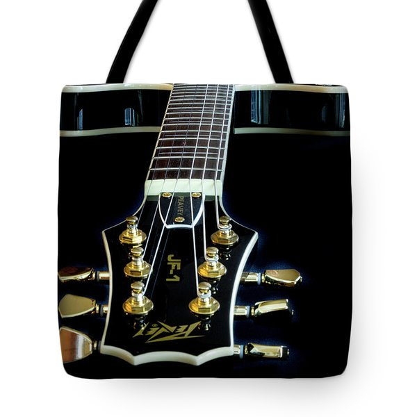 Tote Bag featuring the photograph Black Beauty by Bill Gallagher