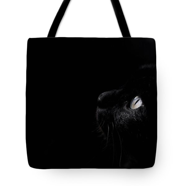 Black Beauty Tote Bag by Laura Melis