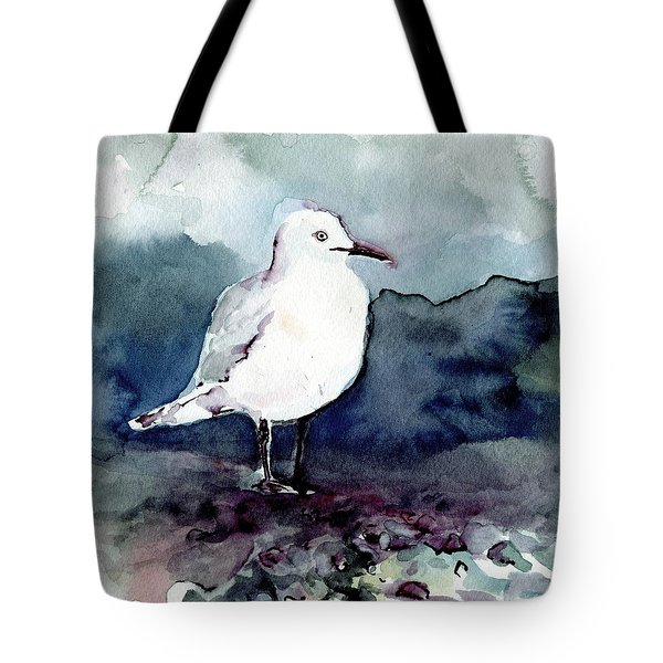 Black-billed Gull Tote Bag
