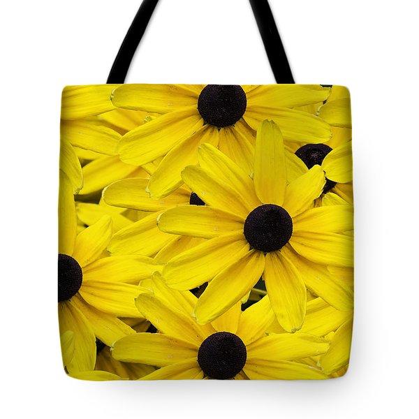 Black-eyed Susans 02 Tote Bag