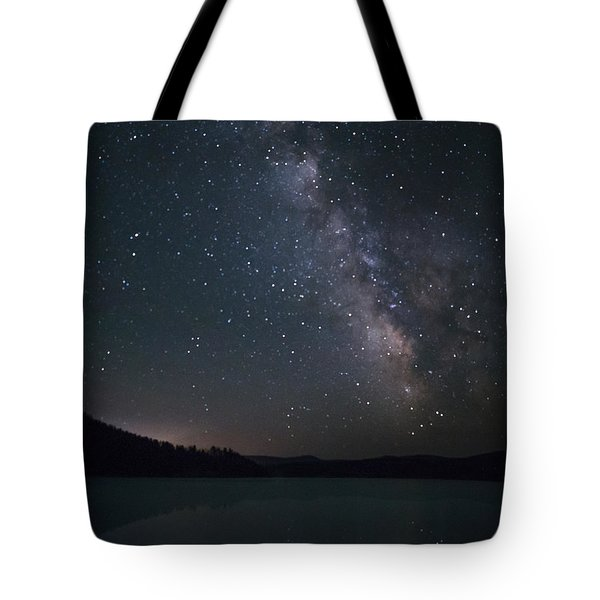 Black Hills Nightlight Tote Bag