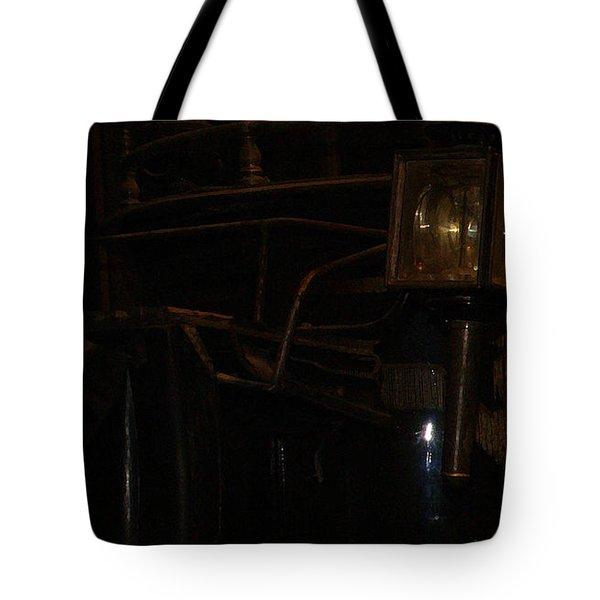 Black Mariah Waits Tote Bag
