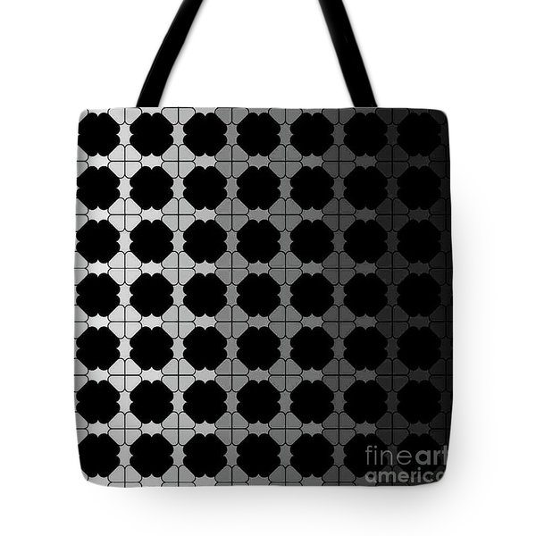 Black Night Tote Bag