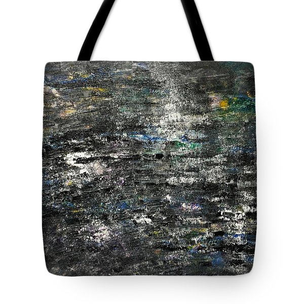 Black Onyx Tote Bag