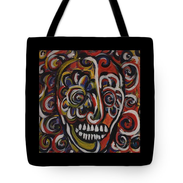Black Orpheus Tote Bag