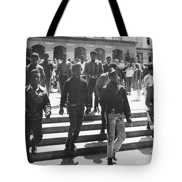 Black Panthers, 1967 Tote Bag by Granger