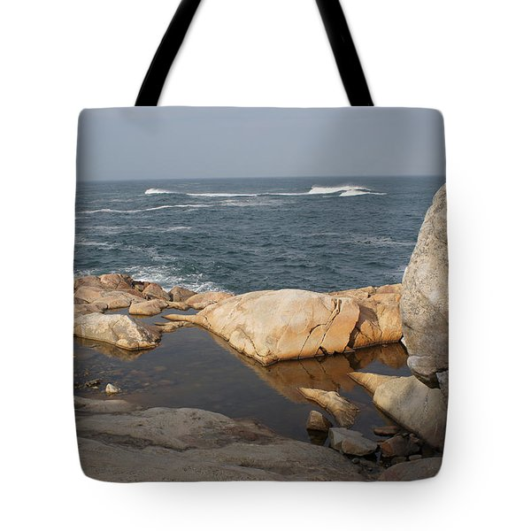 Black Point Tote Bag
