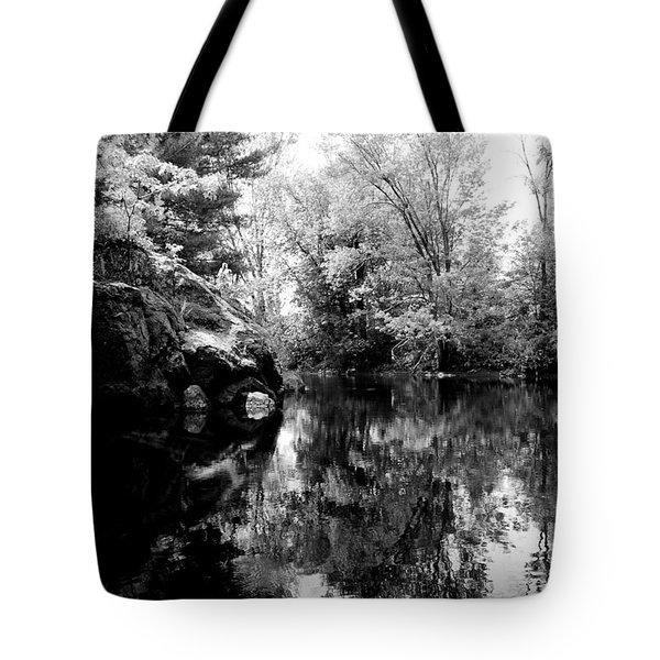 Black River 6 Tote Bag
