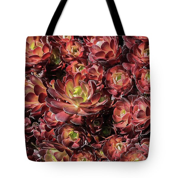 Black Roses Tote Bag by Mark Barclay
