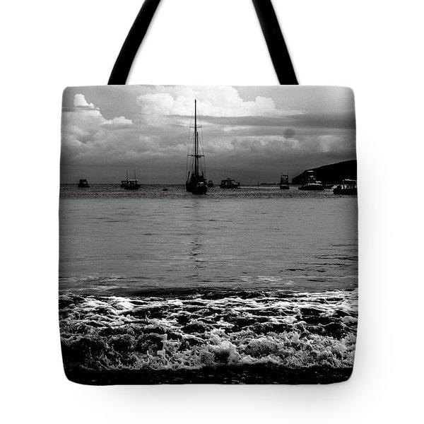 Black Sails Tote Bag