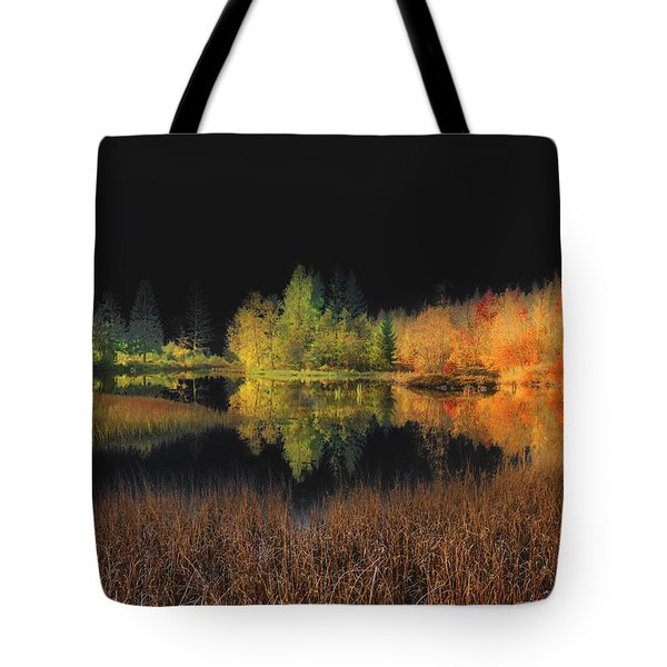 Black Sky Tote Bag