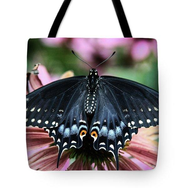 Black Swallowtail 3 Tote Bag