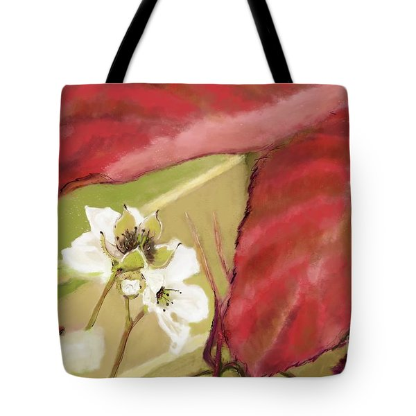 Blackberry-to-be Tote Bag