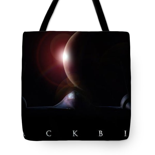 Blackbird Tote Bag by Peter Chilelli