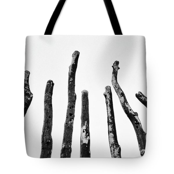 Blackened And Scorched  Tote Bag