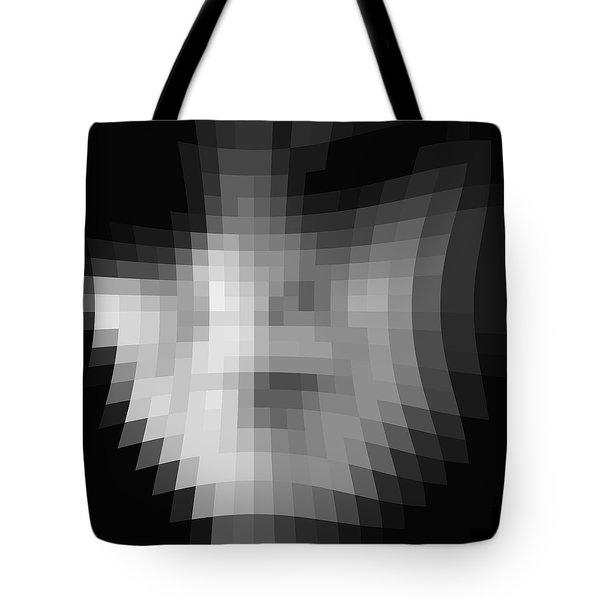 Blackened Tote Bag