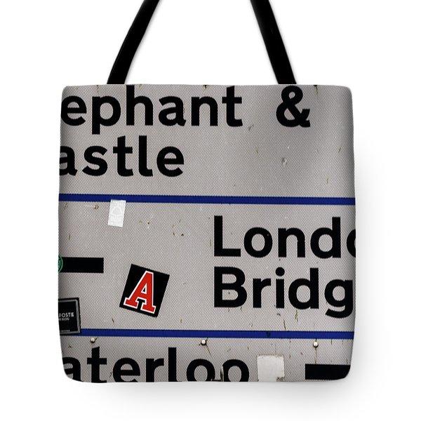 Blackfriars Tote Bag