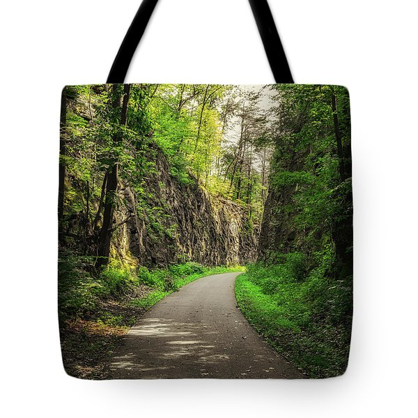 Blackhand Gorge Main Trail Tote Bag