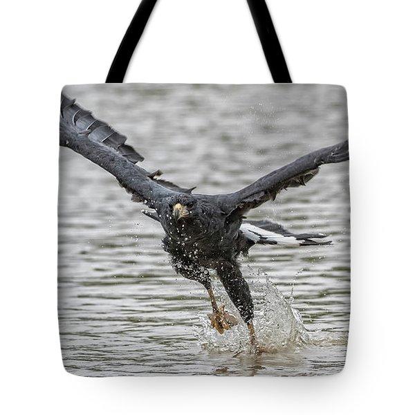 Blackhawk Fishing #2 Tote Bag