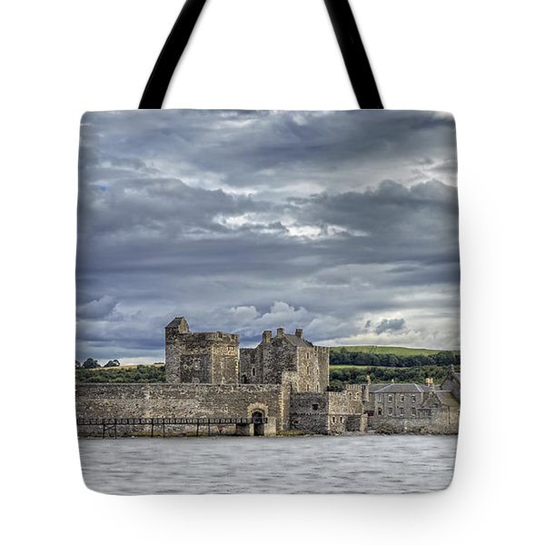 Blackness Castle Tote Bag