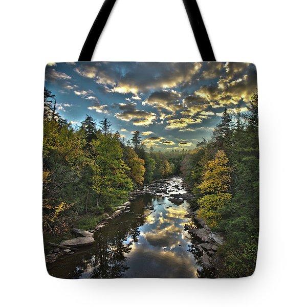 Blackwater River Tote Bag