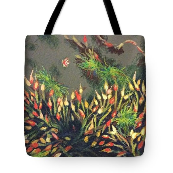 Bladderwort  Tote Bag