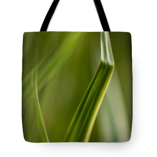 Blades Abstract 3 Tote Bag by Mike Reid