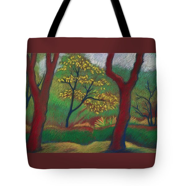Blake Gardens California Tote Bag