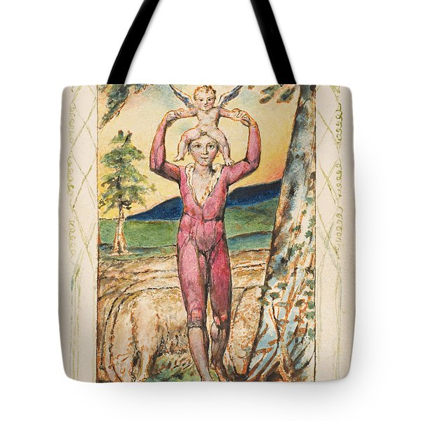 Blake, Songs Of Experience Tote Bag