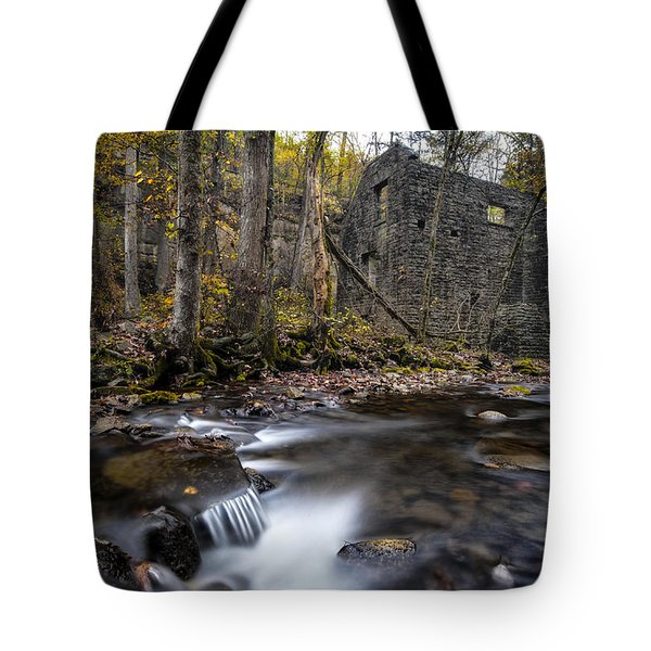 Blanchard Mill Tote Bag
