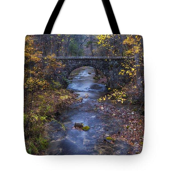 Blanchard Stone Bridge Tote Bag