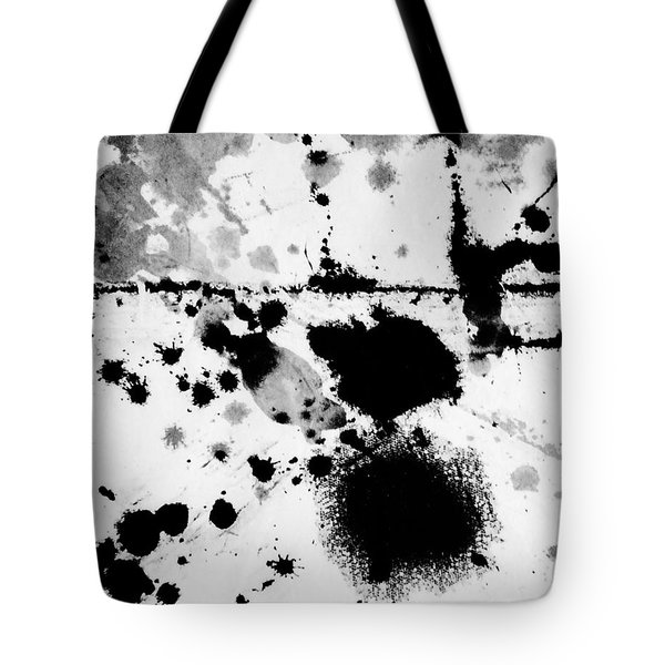 Blank Spot Tote Bag by Amy Sorrell