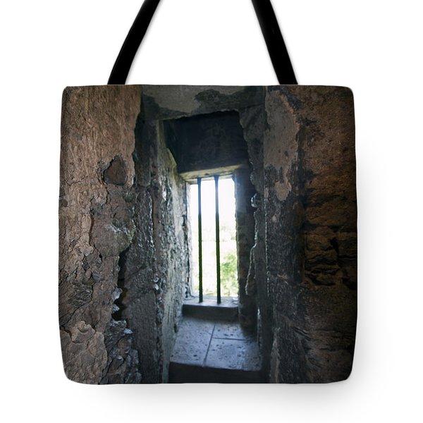 Blarney Castle Hallway Tote Bag