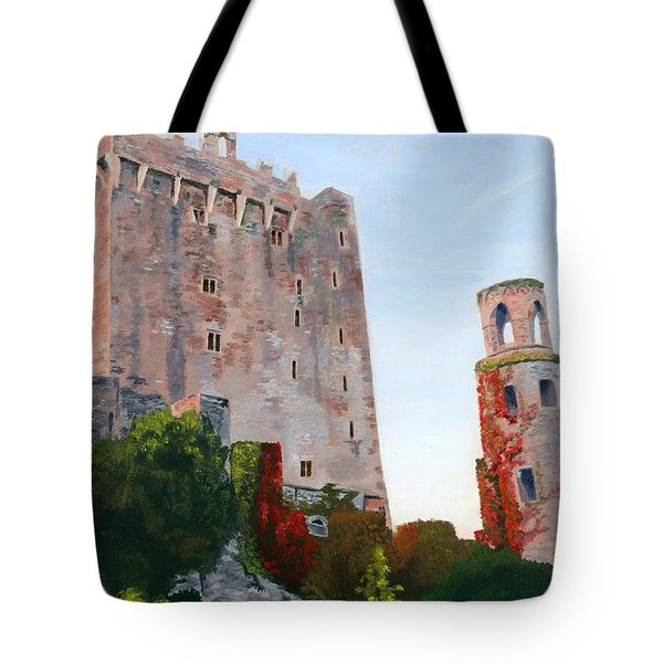 Blarney Castle Tote Bag