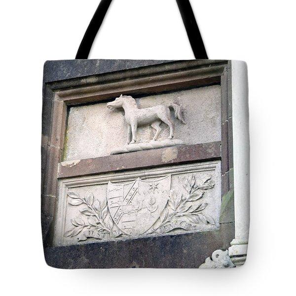 Blarney House Detail Tote Bag