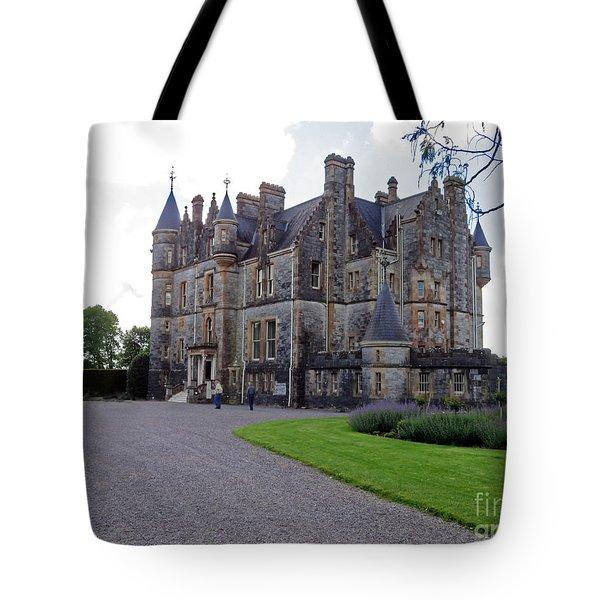 Blarney House Near Blarney Castle Tote Bag