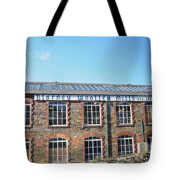 Blarney Woolen Mills Tote Bag