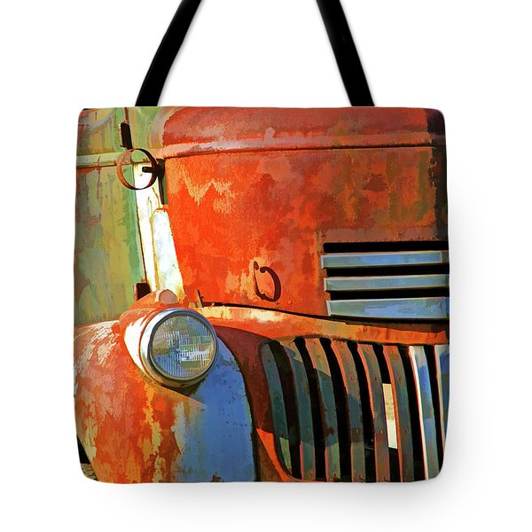 Tote Bag featuring the photograph Blast From The Past 6 by Lynda Lehmann