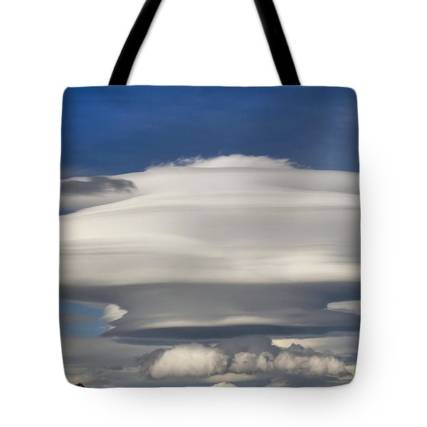 Blast Off Tote Bag by Donna Kennedy