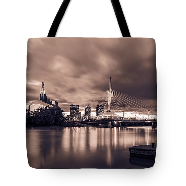 Blast To The Past Tote Bag