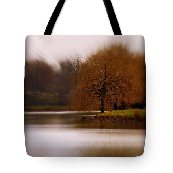 Blazing Zoom Tote Bag