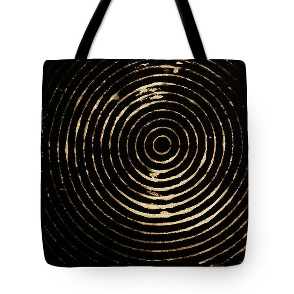 Tote Bag featuring the photograph Bleached Circles by Cynthia Powell