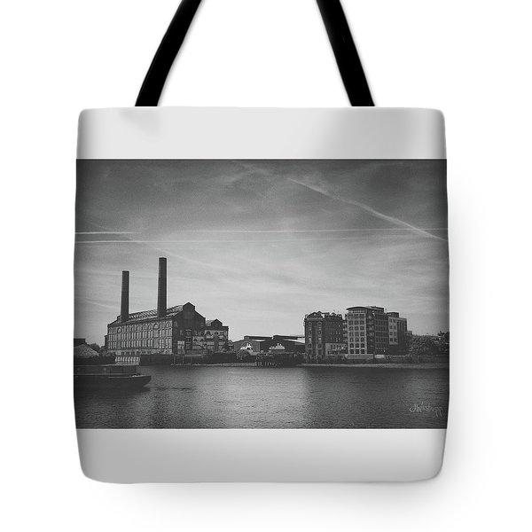 Bleak Industry Tote Bag