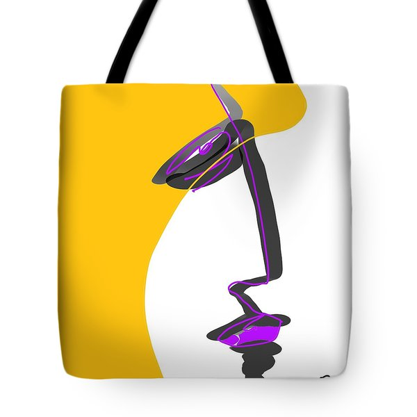 Bleak Tote Bag