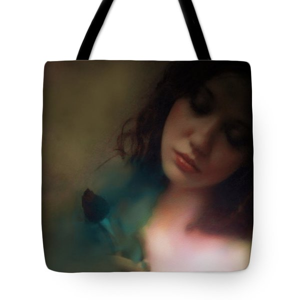 Happy Valentines Day Tote Bag by Jeff Burgess