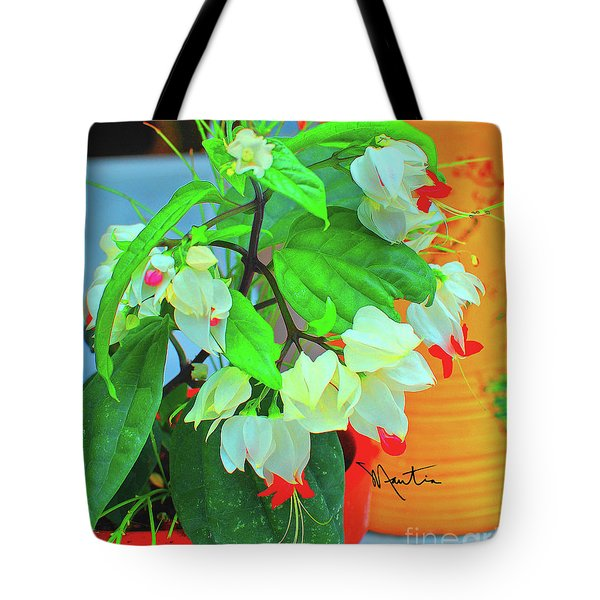 Bleeding Heart II Tote Bag