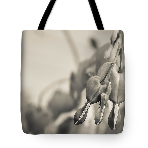 Bleeding Heart Tote Bag