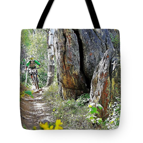 Blending In #44 Tote Bag